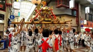 天神祭2012