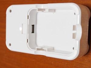 iphone用USBハブ-底面