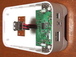 iphone用USBハブ-底面内側