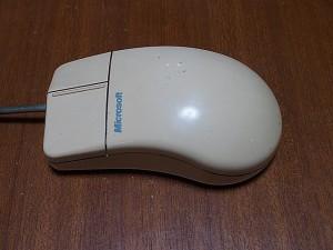 ボール式マイクロソフトマウス 外観