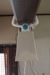 自作LED吊り下げペンダントライト-外観