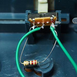 12SMDライト 減灯改造