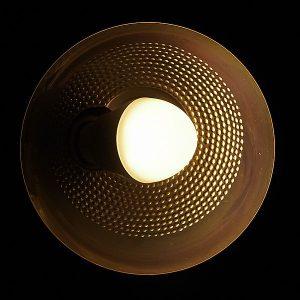 ダウンライト使用時のダイソー版LEDミニ電球